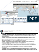 U.S. Navy Office of Naval Intelligence HORN OF AFRICA/GULF OF GUINEA/SOUTHEAST ASIA Weekly Piracy Update for 25 to 31 December 2019