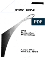 MUFON UFO Symposium Proceedings