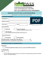 Application Form Greenpass_271219