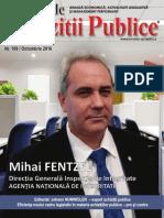 Revista de Achizitii Publice - Octombrie 2016