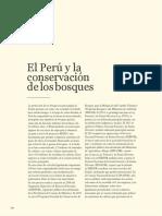 Bosques en el Peru
