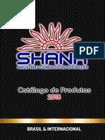 Shana Catalogo Automotivo 2018