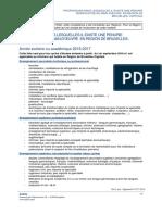 Liste FR-NL