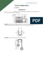 Ejercicios de hidrostatica