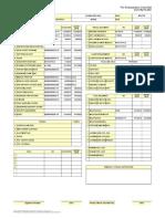 BOA-FRM-K3.0002 ver.CR - Pre Embarkation Checklist