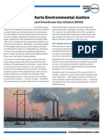 Cap and Trade Hurts Environmental Justice