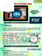 Germany CFO EmailLeads