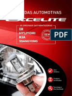 Excelite Catalogo Lampadas Automotivas 2019