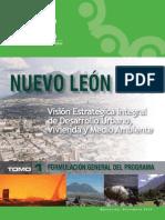 Vision Estrategica Integral Nuevo Leon 2030 Parte Uno