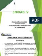 5.- UNIDAD 4_OTRAS CLASES DE COMPAÑÍAS_DERECHO 3.pptx