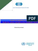 CDSS - Lograr la equidad en salud