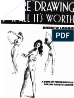 Andrew Loomis - Figure Drawing for All It's Worth