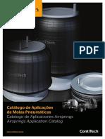 Continental Catálogo Molas Pneumáticas 2015