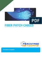 PTNW Fiber Patch Cables V2
