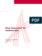 Aras Innovator 120  Installation Guide