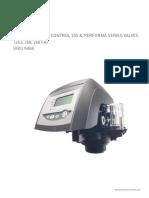 Manual Filtro Pentair 742