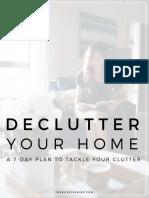 Decluttering-Workbook-The-Blissful-Mind