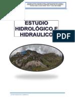 ESTUDIO HIDROLOGICO GOYLLARISQUIZGA