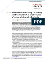 Scientific Reports Volume 9 issue 1 2019 [doi 10.1038%2Fs41598-019-51641-8] Vincze, Boglárka; Gáspárdy, András; Biácsi, Alexandra; Papp -- Sex determination using circulating cell-free fetal DNA in sm