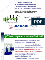 Qué es TPM Hoy. Por Ing. Raul A. Perez-Verzini