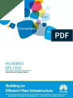 Splitter - Huawei SPL1202