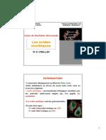 5-Structure Des Acides Nucléiques 2019-2020 [Mode de Compatibilité]