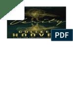 Verity- Colleen Hoover
