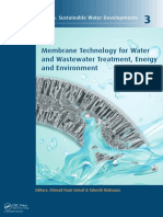 SEMİNER KONULAR-(Sustainable Water Developments Resources Management Treatment Efficiency and Reuse Volume 3) Ismail