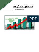Wirtschaftsprognose