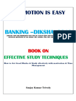 BANKING -DIKSHA BOOK ON EFFECTIVE STUDY TECHNIQUES.pdf