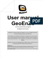 Geoenzo Manual