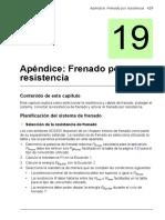 RESISTENCIA DE FRENADO