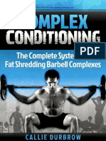 Complex Conditioning Manual PDF