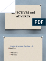 10 Adjectives&Adverbs