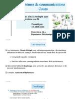 Cours_Master 1_FDMA_TDMA