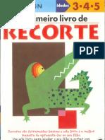 MEU PRIMEIRO LIVRO DE RECORTE