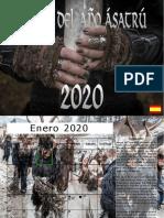 calendario asatru 2020-es