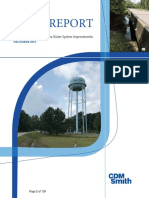 CDM Smith Study - Eastern Pender Water System Improvements