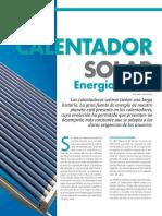 calentadores solares y mas