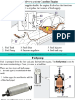 Lecture 4 -Fuel delivery and intake system