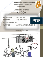 ANDON EXPO analiz acosta alvino