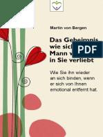 BUCH Martin von Bergen
