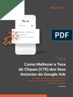 Como Melhorar a Taxa de Cliques CTR dos Seus Anúncios do Google Ads - Neal Patel