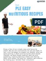 Simple Easy Nutritio