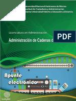 APUNTE ADMINISTRACIÓN DE CADENAS DE SUMINISTRO