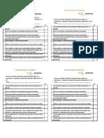 evaluacion de metodologia
