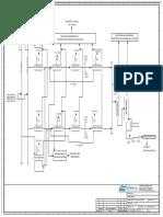 PFD of crude stabilizer
