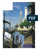 ESPECIFICACIONES DE CONSTRUCCION  - NORMAS TECNICAS V-002 AGO 2004
