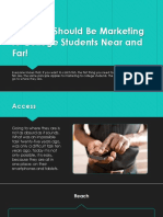 Why You Should Be Marketing to College Students!