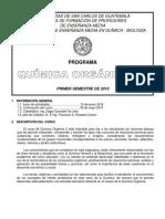 PROGRAMA PEM. QUÍMICA ORGÁNICA II.docx